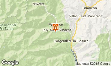 Carte Puy Saint Vincent Studio 79720