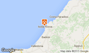Carte Isola Rossa Appartement 85297