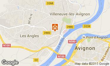 Carte Avignon Studio 78730