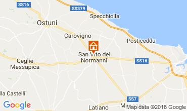 Carte Ostuni Villa 95258