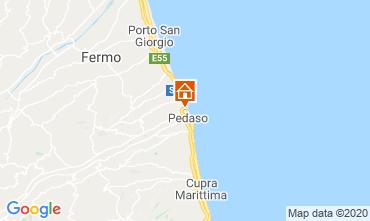 Carte Porto San Giorgio Appartement 58120