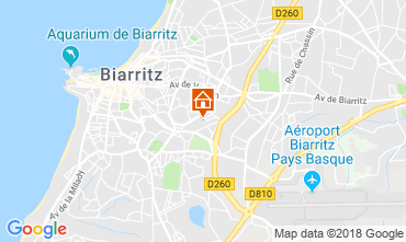 Carte Biarritz Maison 83182