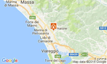 Carte Camaiore Villa 110506