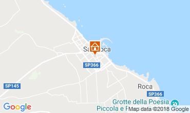 Carte San Foca Appartement 116449