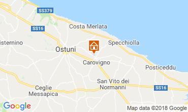 Carte Ostuni Villa 63775