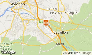 Carte Avignon Maison 100030