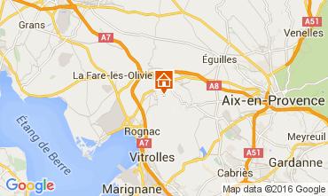 Carte Marseille Villa 80278