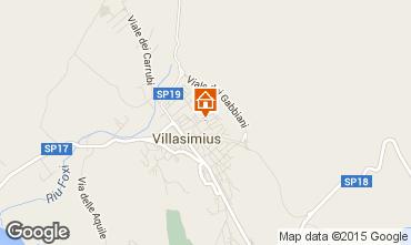 Carte Villasimius Appartement 95140