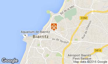 Carte Biarritz Appartement 102292