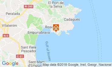 Carte Rosas Maison 117495