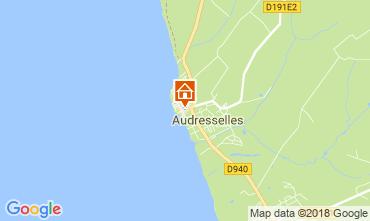 Carte Audresselles Gite 115601