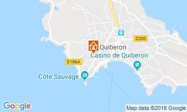 Carte Quiberon Maison 117116