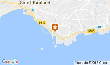 Carte Saint Raphael Appartement 107732