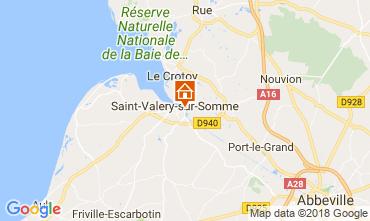 Carte Saint Valéry sur Somme Appartement 113809