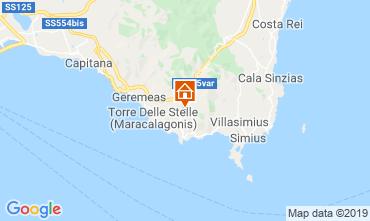 Carte Villasimius Villa 59840