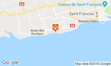 Carte Saint Francois Villa 102539