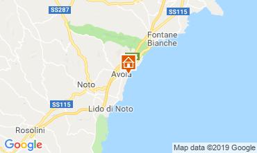 Carte Avola Appartement 113711