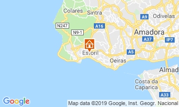 Carte Cascais Villa 97072