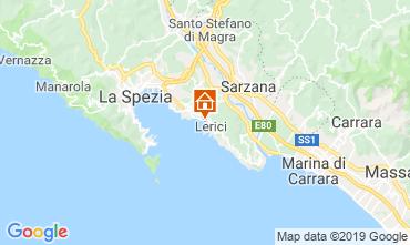 Carte Italie Ligurie.Locations Vacances Bord De Mer Ligurie
