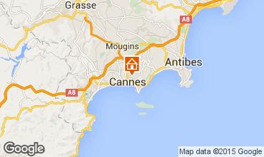 Carte Cannes Appartement 86851