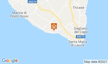 Carte Pescoluse Villa 71621