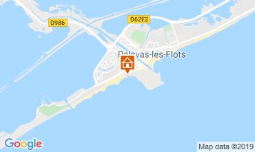Carte Palavas-les-Flots Appartement 29561