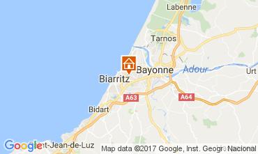Carte Biarritz Maison 88875