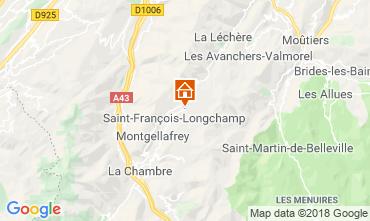 Carte Saint François Longchamp Appartement 117468