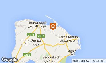 Carte Djerba Maison 65277