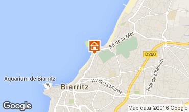 Carte Biarritz Appartement 56875