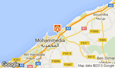 Carte Mohammedia Appartement 90167