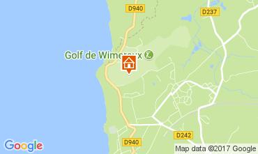 Carte Wimereux Maison 68731