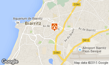 Carte Biarritz Maison 81120