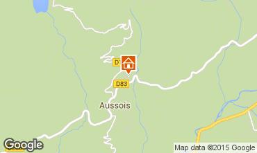 Carte Aussois Appartement 73771