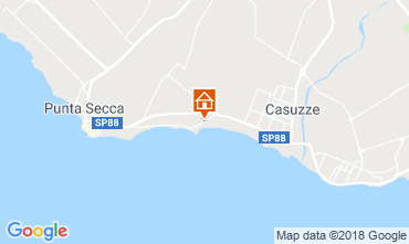 Carte Marina di Ragusa Villa 116102