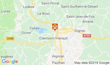 Carte Montpellier Maison 11934