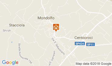 Carte Mondolfo Appartement 114437