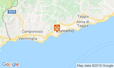 Carte Sanremo Villa 117828