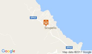 Carte Scopello Appartement 107603