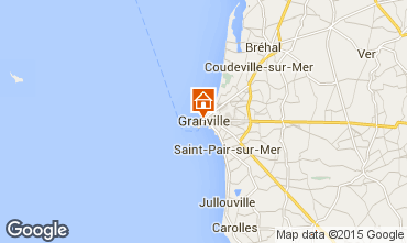 Carte Granville Appartement 86892