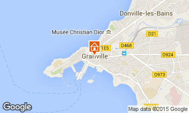 Carte Granville Appartement 86892