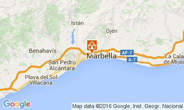Carte Marbella Appartement 104200