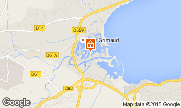 Carte Port Grimaud Maison 9087