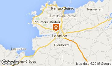 Carte Lannion Studio 11735