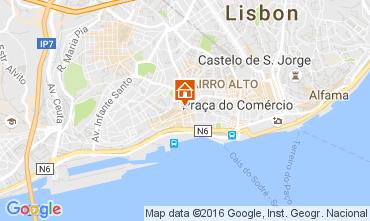 Carte Lisbonne Appartement 106237