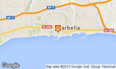 Carte Marbella Appartement 58174