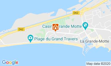 Carte La Grande Motte Appartement 118039
