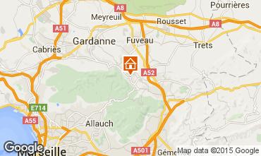 Carte Aix en Provence Maison 81946