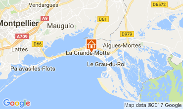 Carte La Grande Motte Appartement 112451
