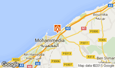 Carte Mohammedia Appartement 52046